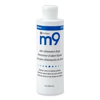 Hollister Odor Eliminator Drops M9 Unscented 8 oz. Bottle