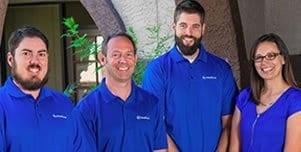 AZ MediQuip Medical Supplies Stores Team Members