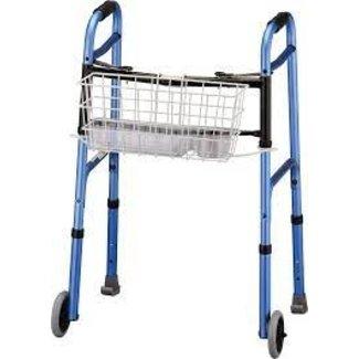 Nova Nova Universal Walker Basket w/ Plastic Liner