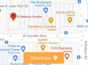 AZ MediQuip Chandler Location