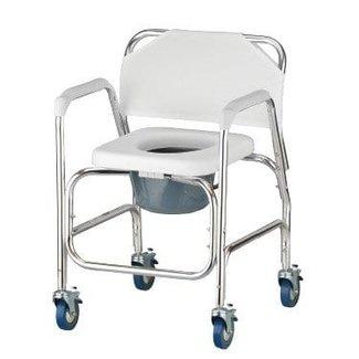 Nova Nova Rolling Shower Chair and Commode