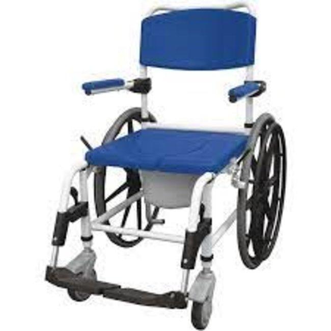 Drive Medical Drive Aluminum Rehab Shower Wheelchair