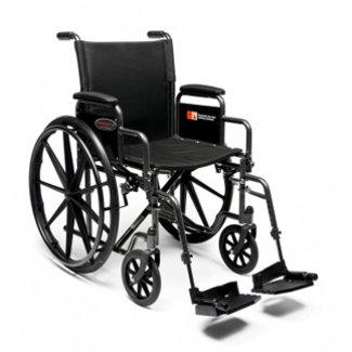 Everest & Jennings AZM Basic Wheelchair