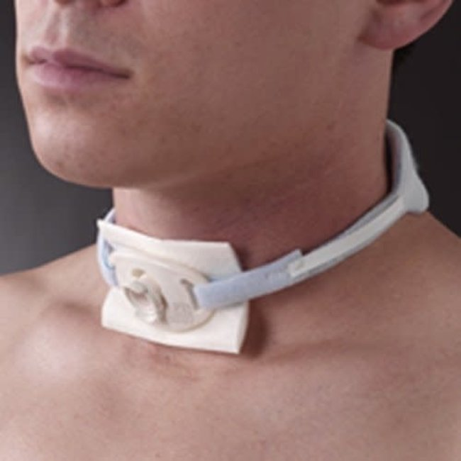 Posey Posey Foam Trach Tie - Large