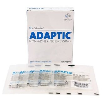 Systagenix Adaptic Non-Adherent Dressing, Sterile, Each