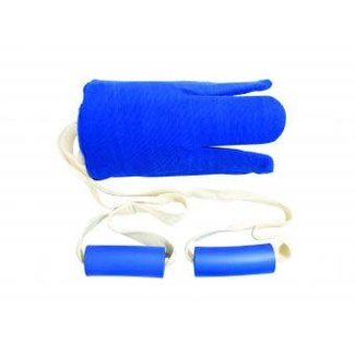 Essential Medical Terry Cloth Covered Sock Aid