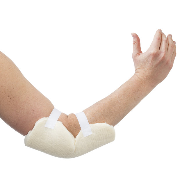 Essential Medical Essential Sheepette Elbow Protector 1-pair