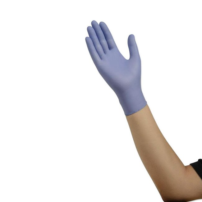 AZ MediQuip AZM Nitrile Exam Gloves