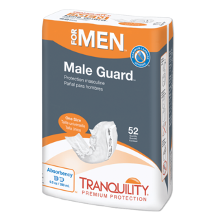 Tranquility Tranquility® Male Guard Bladder Control Pad