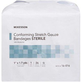 McKesson McKesson Conforming Bandage Polyester Sterile Roll