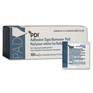 PDI PDI Adhesive Remover Pad box of 100