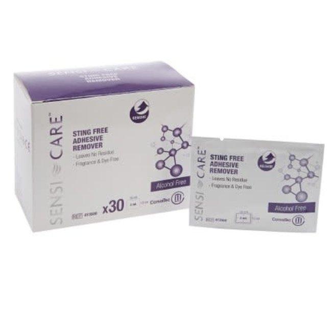 Convatec Sensi-Care Adhesive Remover Wipe, box of 30