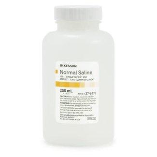 McKesson Normal Saline Sterile Irrigation Solution- Sodium Chloride 0.9% Solution