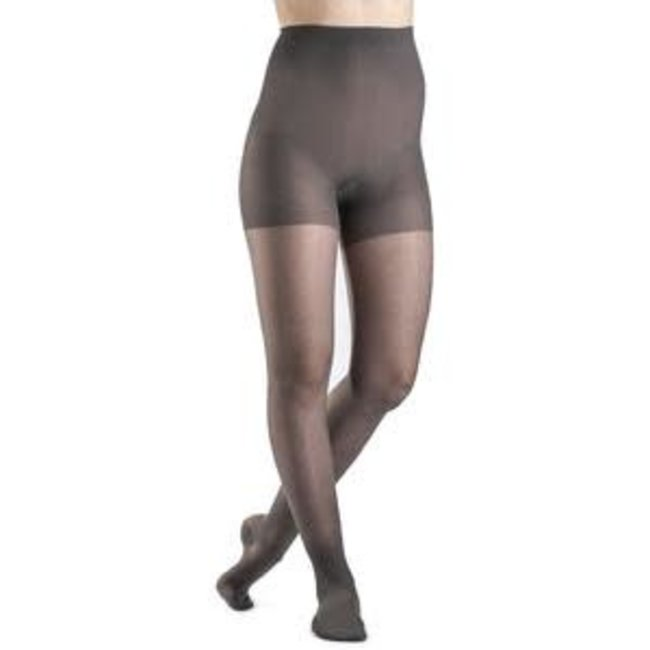 Sigvaris Sheer Fashion (Women Only) 15-20 Pantyhose C Closed Charcoal
