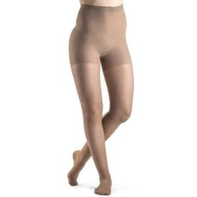 Sigvaris Sheer Fashion (Women Only) 15-20 Pantyhose C Closed Taupe
