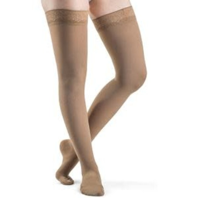 Sigvaris Style Soft Opaque 15-20 Thigh High