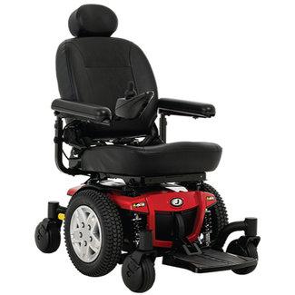 Pride Mobility Pride Jazzy 600ES Power Wheelchair