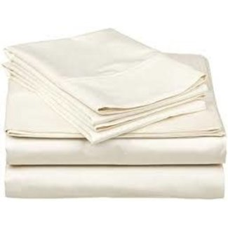 Sweet Dreams Deluxe 42x80 Hospital Bed Sheet Set Ivory