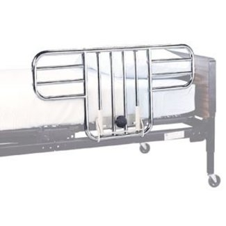 ProBasics Four-Bar Bed Half Rails for most Hospital Beds - clamp style