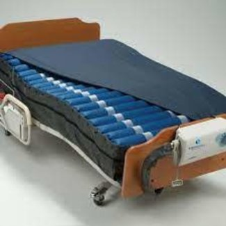 """Compass Healthcare Meridian True Low Air Loss Mattress System, 42"""""""