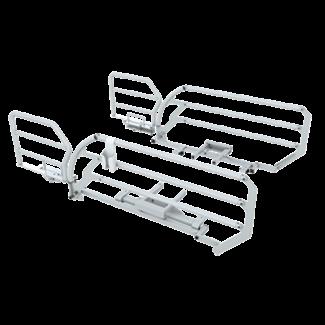 Span America Span R9518 3/4 split rail for Advantage Ready Wide - pair