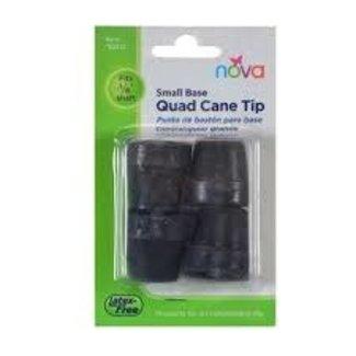 Nova Nova Quad Cane Tips, set of 4