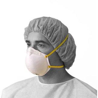 Medline N95 Respirator Mask, 12 pack