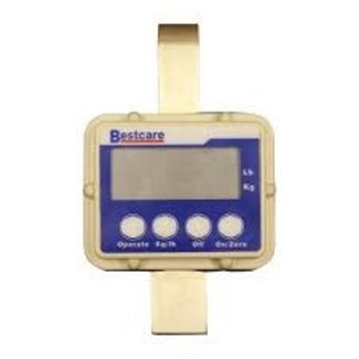 Bestcare Bestcare Scale - 660lb capacity.  works with most hoyer lifts