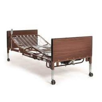 Compass Healthcare ProBasics Full Electric Hospital Bed - frame, head and footboard only