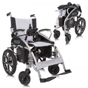 Power Wheelchairs and Manual Wheelchairs for Rent