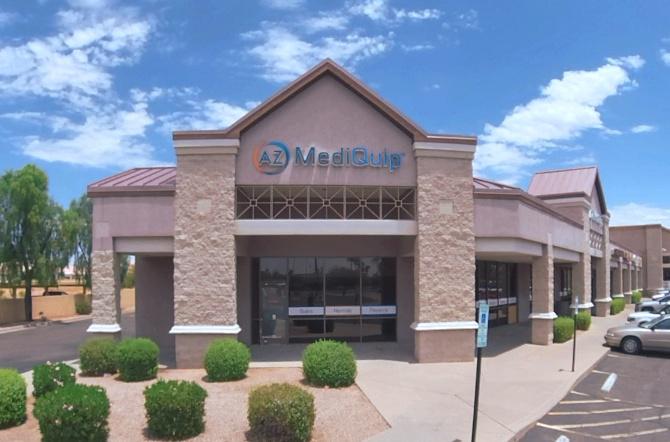 AZ MediQuip Medical Supply Store Mesa Location