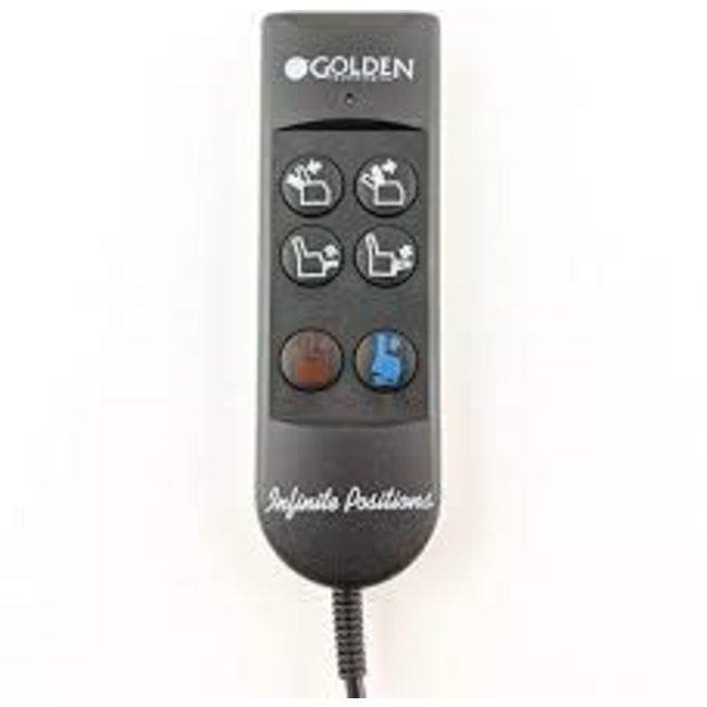 Golden Technologies Golden 6 Button Hand Control