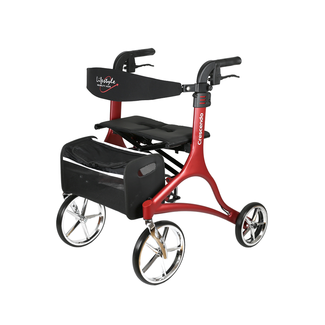 LifeStyle Mobility Aids Crescendo Rollator - Euro Style, Extra Light Weight!