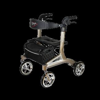 LifeStyle Mobility Aids Arpeggio Deluxe Rollator