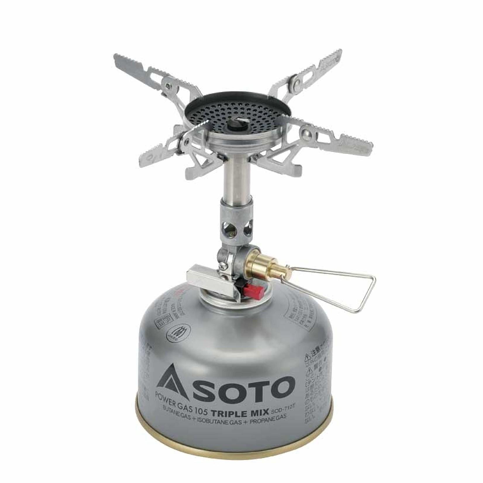 Soto Soto, Windmaster Stove