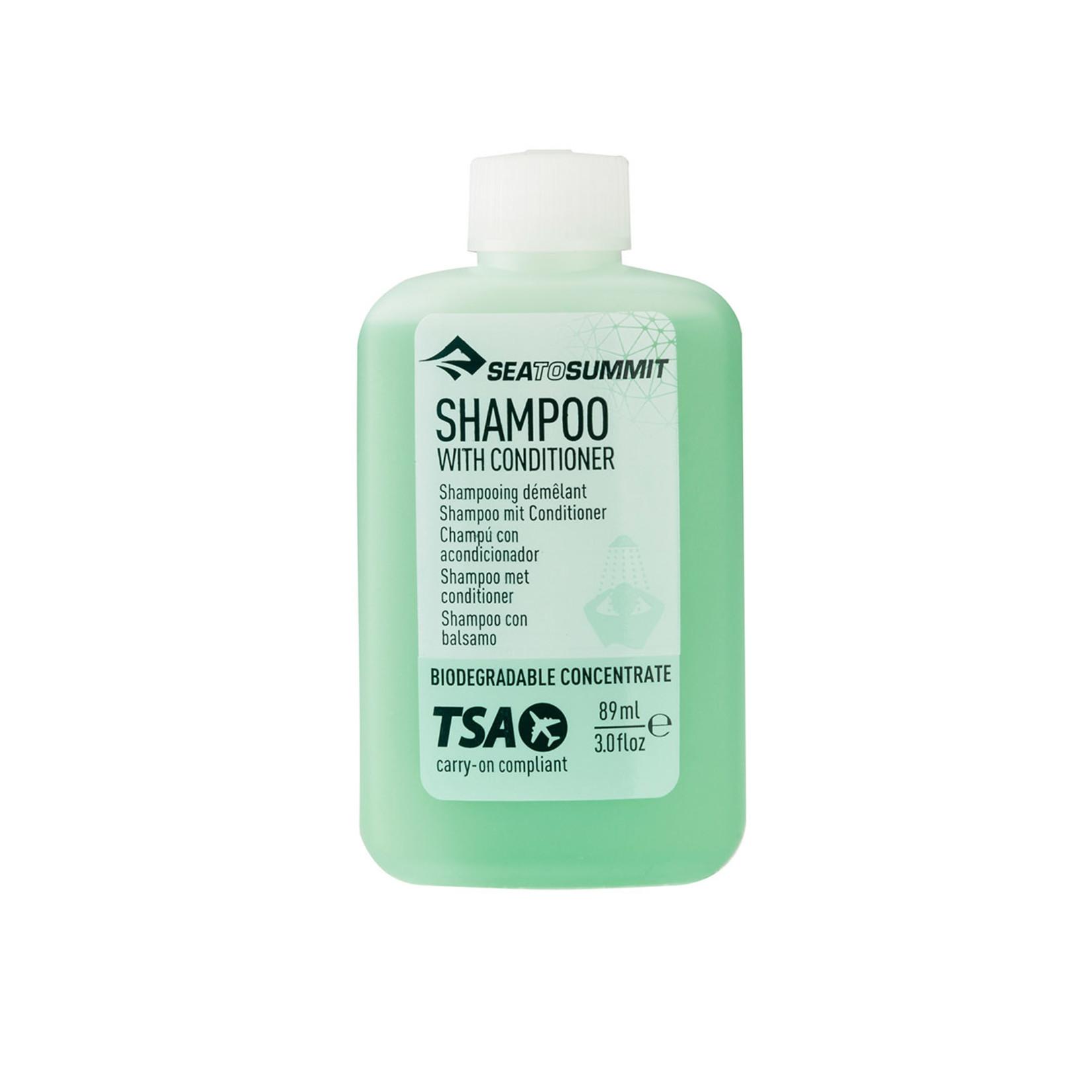 Sea to Summit Sea to Summit, Trek & Travel Liquid Conditioning Shampoo