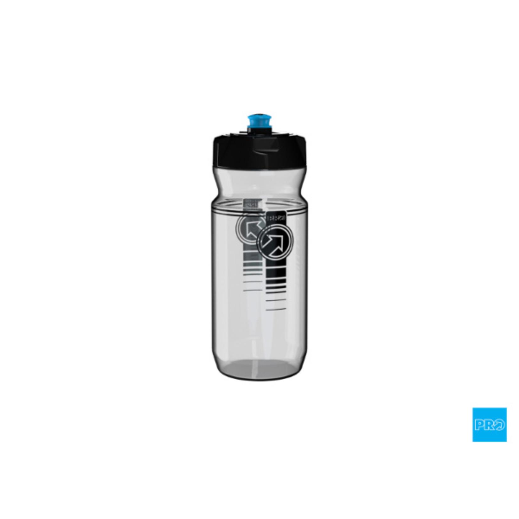 Pro Components Pro, Team Bottle Transparent 600ml
