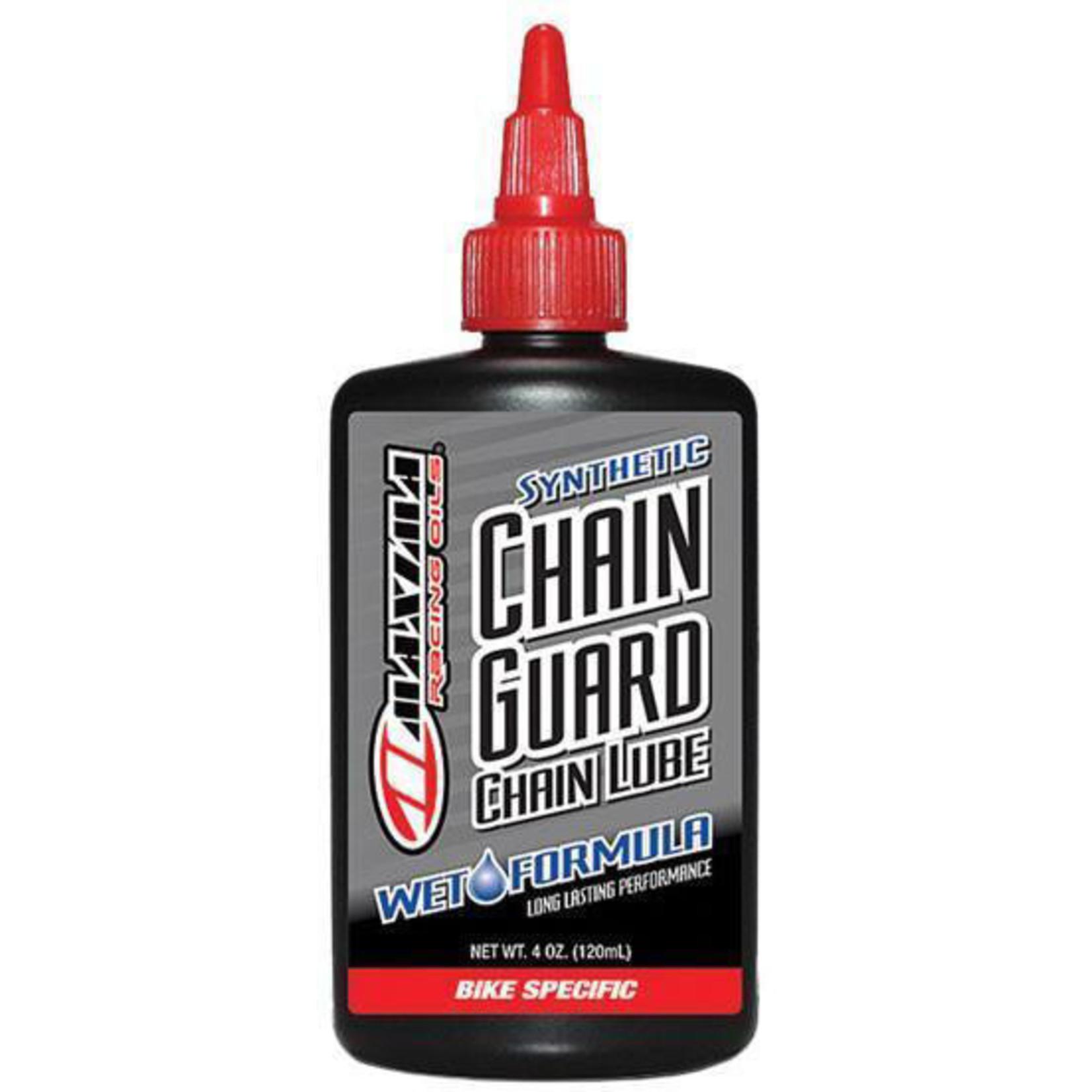 Maxima Maxima, Synthetic Chain Guard Wet Formula 118ml