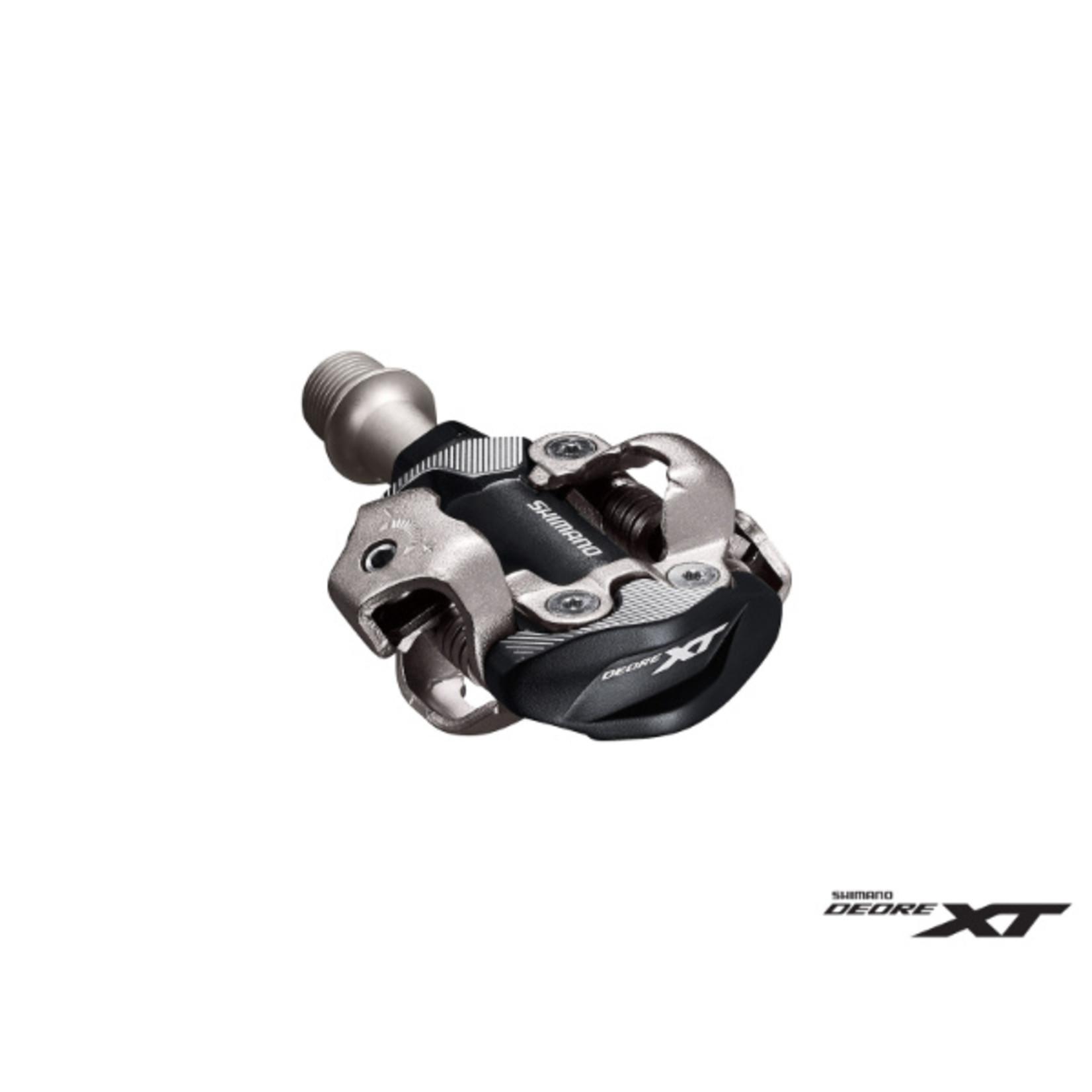 Shimano Shimano, PD-M8100 SPD Pedals Deore XT Race/XC