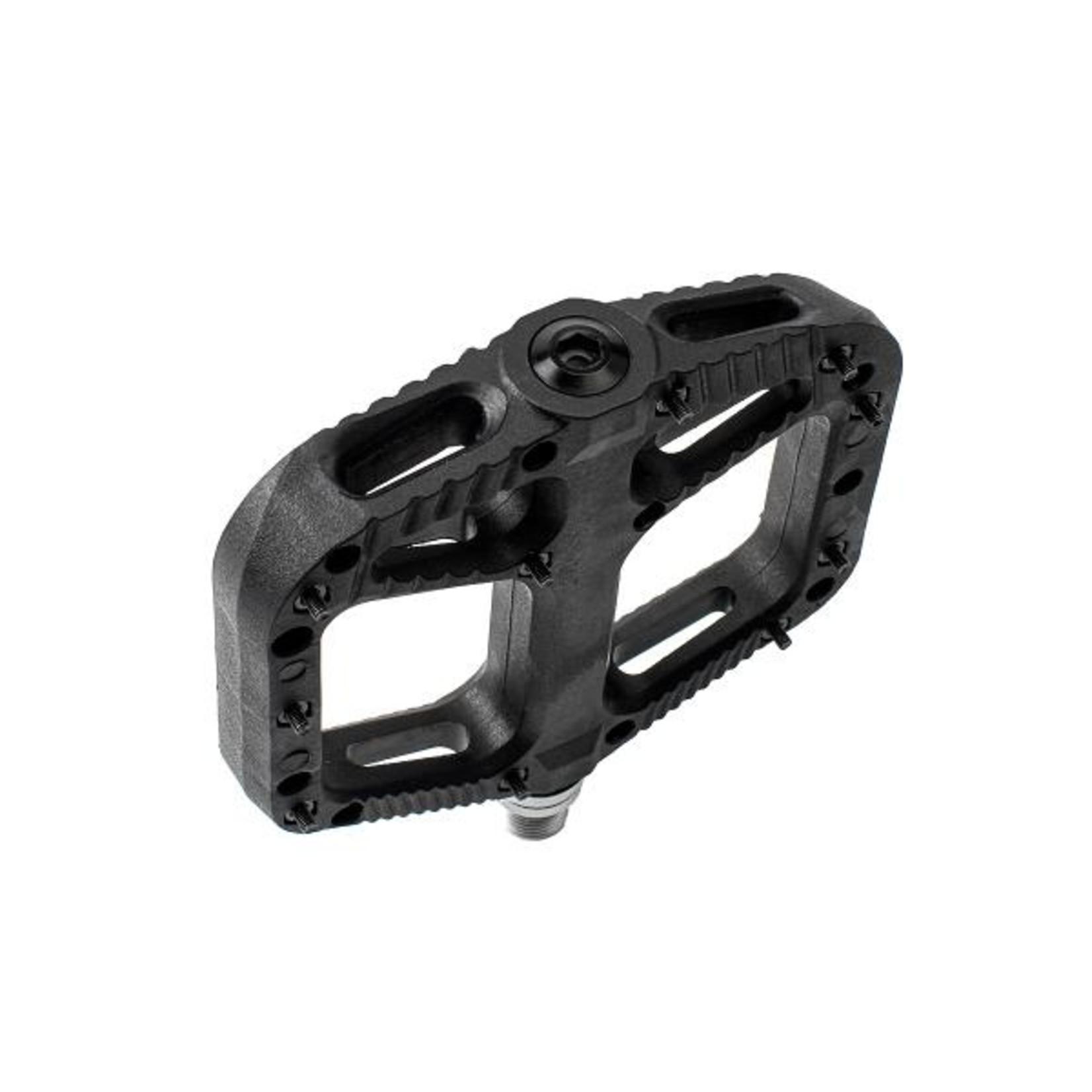 Ryfe Ryfe, Sasquatch Platform Pedal Black