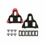 Shimano Shimano, SM-SH10 SPD-SL Cleat Set Fixed Mode - Red