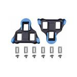 Shimano Shimano, SM-SH12 SPD-SL Cleat Set Front Centre Pivot - Blue
