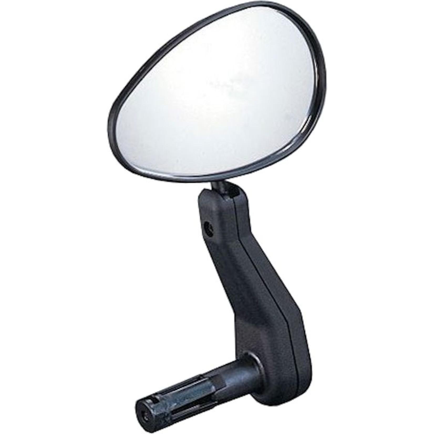 Cateye Cateye, Mirror Flat Bar Oval RH