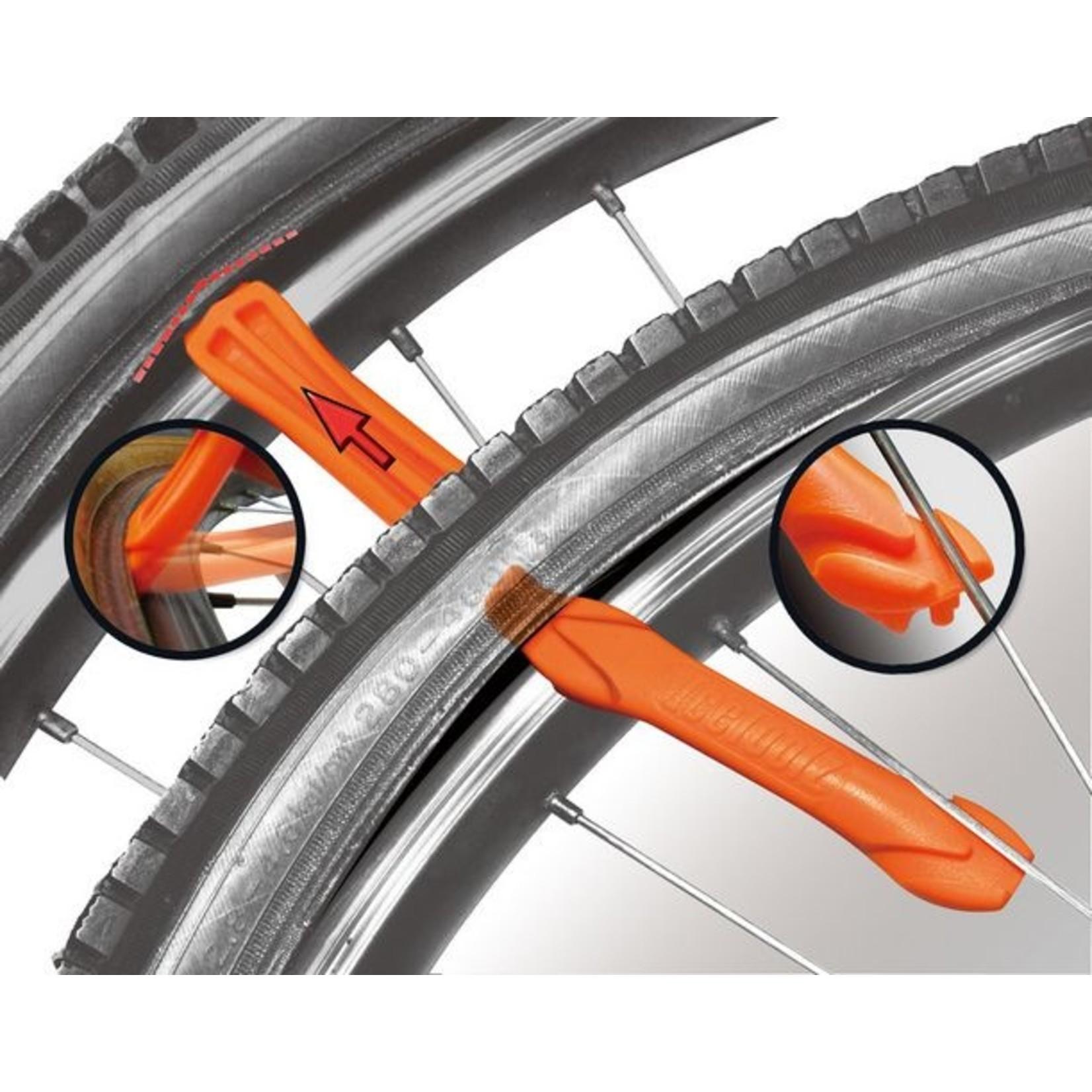 Icetoolz Icetoolz, Tyre Lever Set Orange
