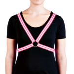 Monkey See Monkey See, Harness Pink Small