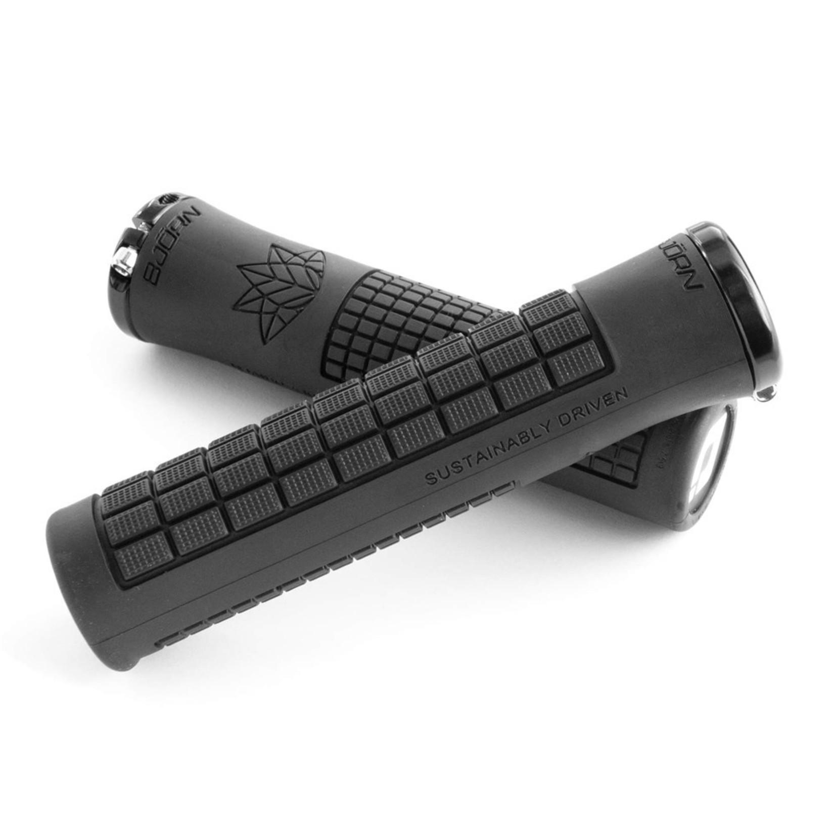 ODI ODI, MTB Bjorn Lock-On Grip V2.1 135mm Black/Black