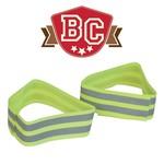 Bikecorp Bikecorp, Yellow Safety Arm/Leg Bands