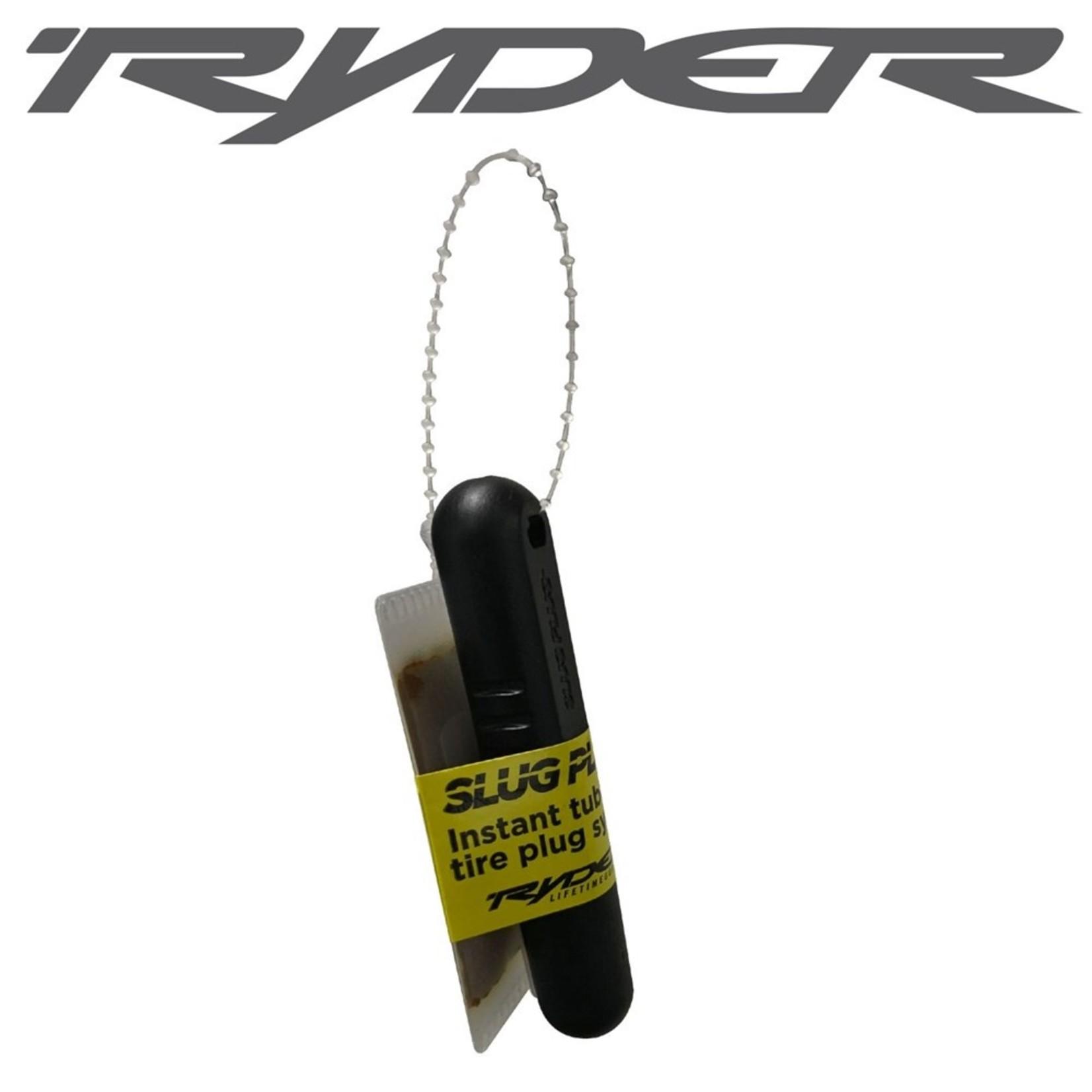 Ryder Ryder, Slug Plug Kit