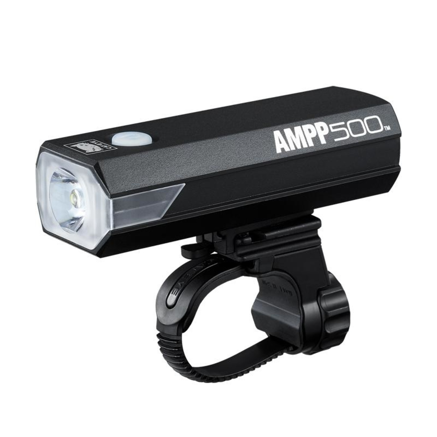 Cateye Cateye, Light Front Ampp 500 Black