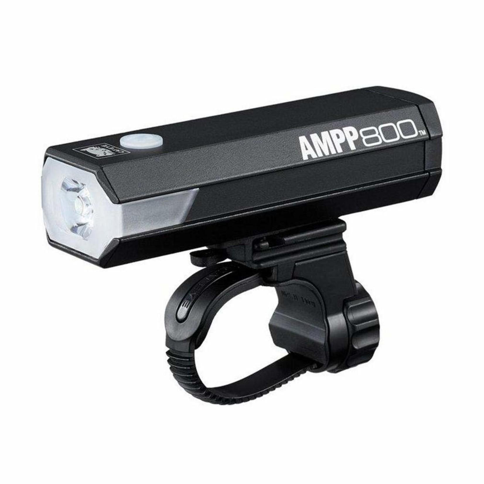 Cateye Cateye, Light Front Ampp 800 Black